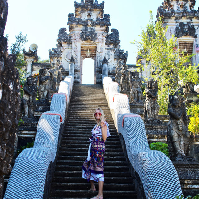 Pura Lempuyang first  templebali travelgoals wanderlust natgeotravel beautifulworld balihellip